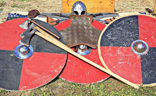 shield helmet knight