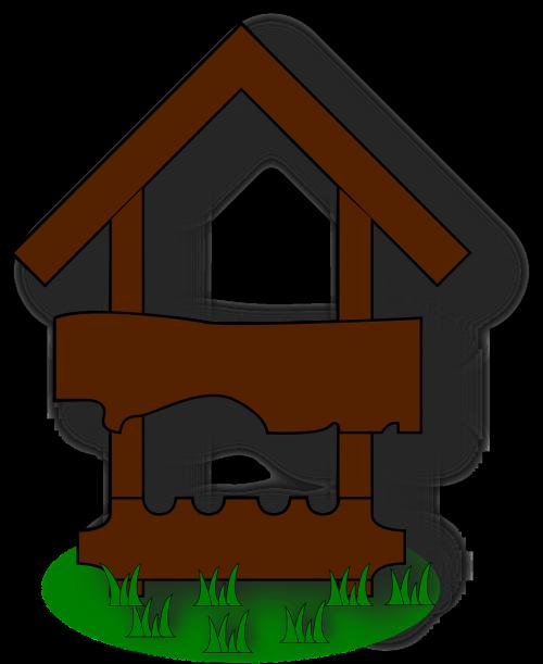 shield village ortseingangsschild