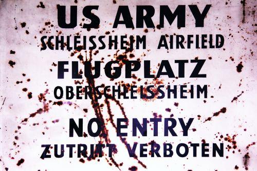 shield prohibitory us army