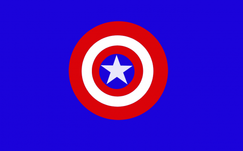 shield america captain america