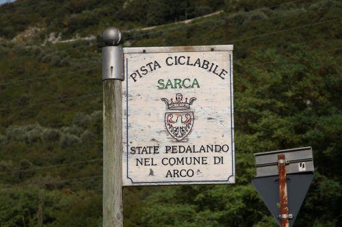 shield sarca valley italy