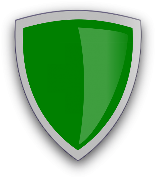 shield green plain