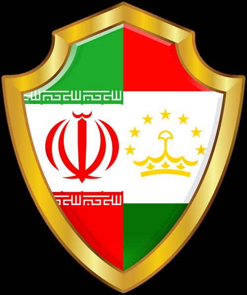 shield  iran  tajikistan