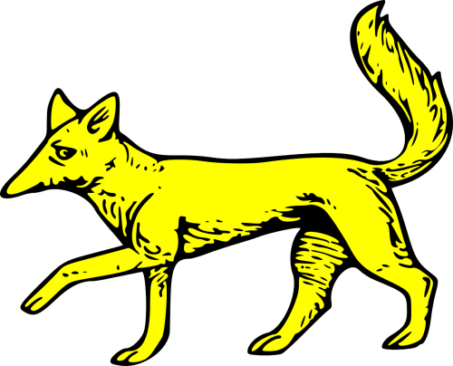 shield fox gold