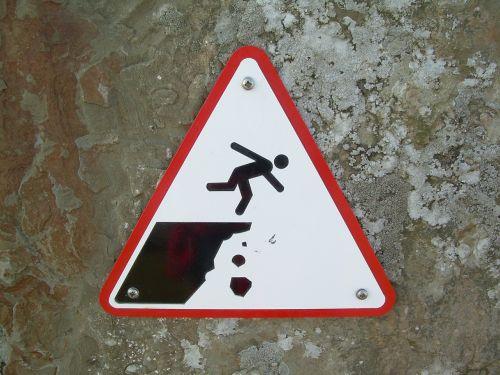 shield crash caution