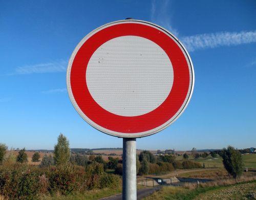 shield prohibitory prohibited