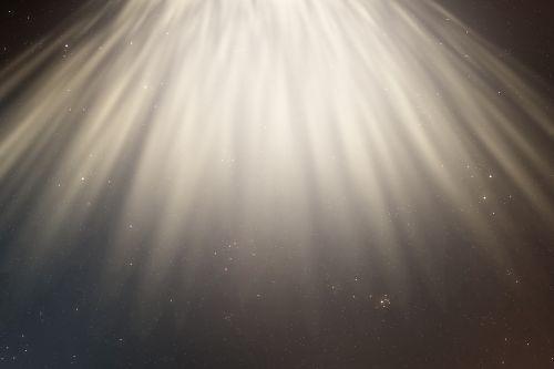 shine rays light