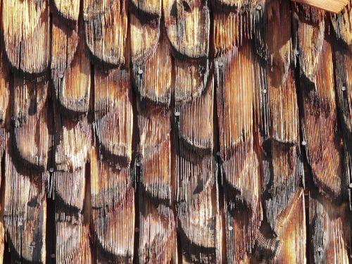 shingle wood roofing
