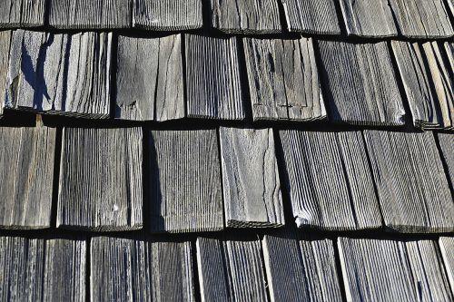 shingle wood shingles background