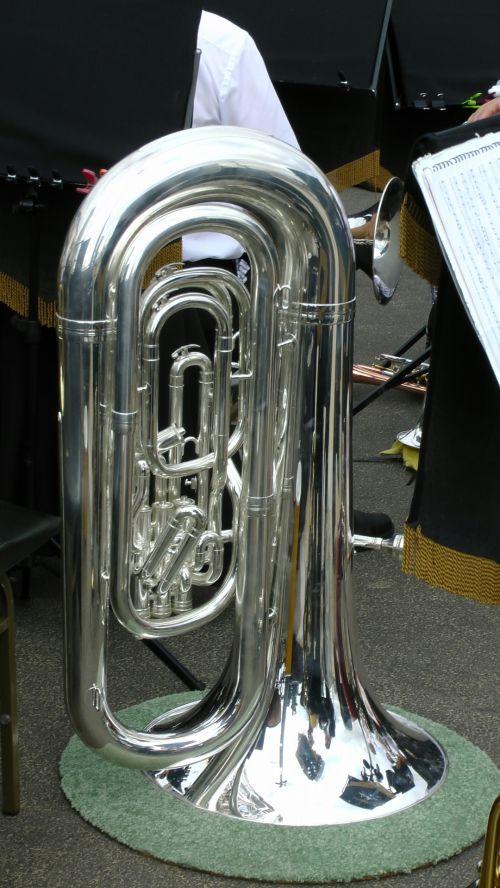 Shining Tuba