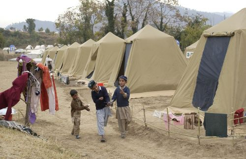 shinkiari pakistan camp