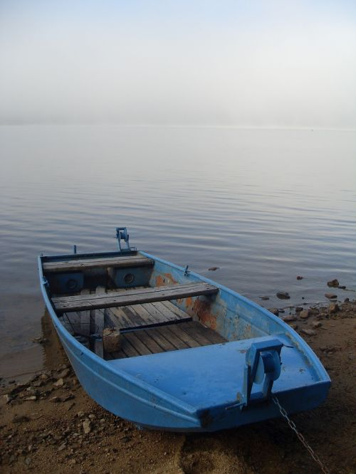 ship blue lake