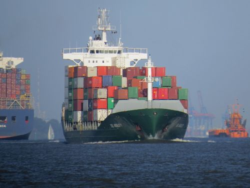 ship container seafaring