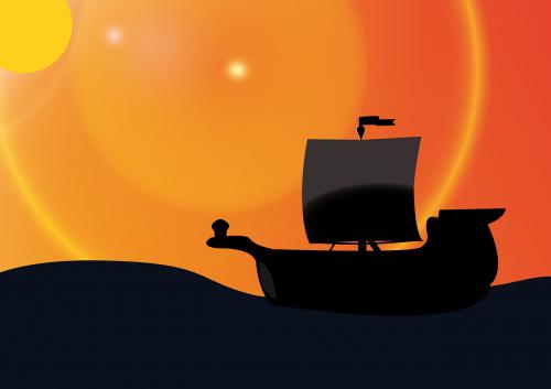 ship pirates pirate ship