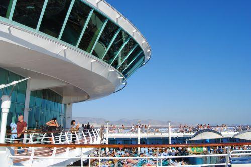 ship cruise sea
