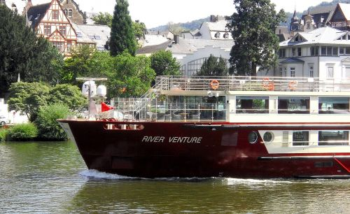 ship mosel river venture