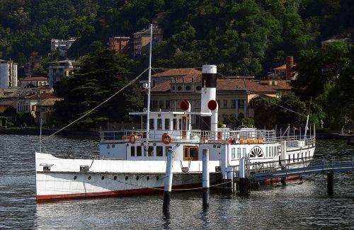 ship paddle steamer steamer
