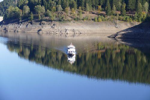 ship reservoir inland waterway transport