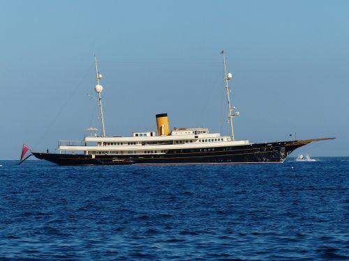 ship yacht steamer