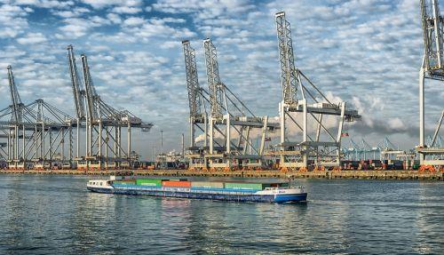 ship freighter cargo