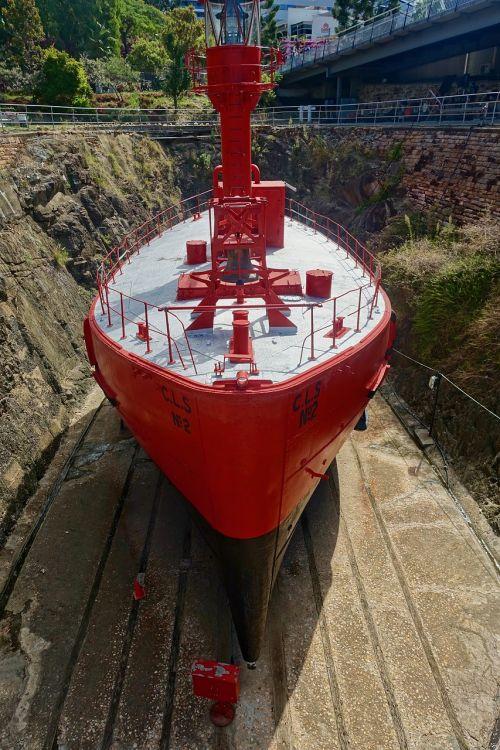 ship boat iron
