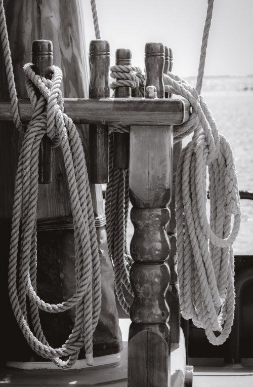 ship rope tros