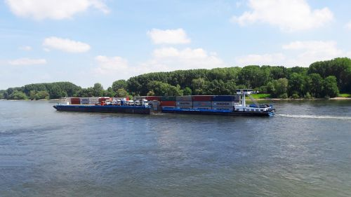 ship rhine river