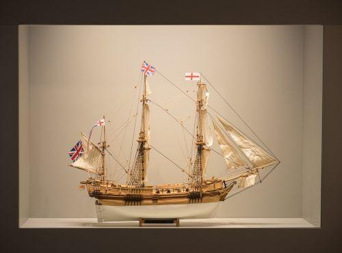 ship model wooden ship