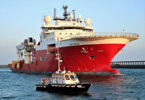 ship offshore cargo