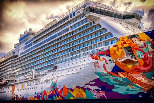 ship cruise cruise ship