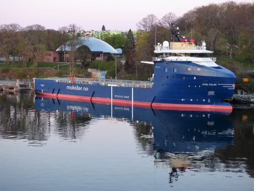 ship mirroring port