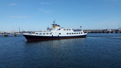 ship water baltic sea