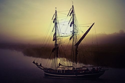 ship sailing vessel seafaring