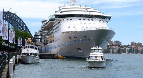 ship  sydney harbour  sydney