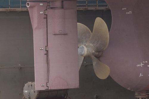 ship  shipping  propeller