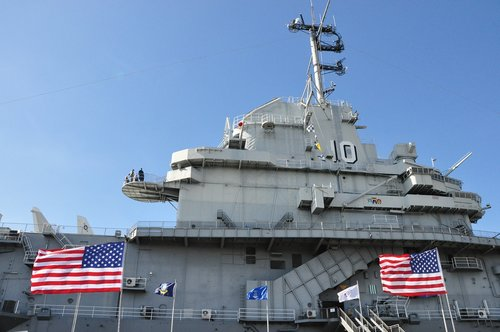 ship  yorktown  aircraft carrier