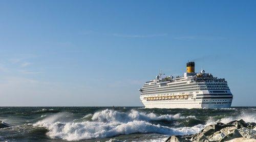 ship  costa favolosa  cruises
