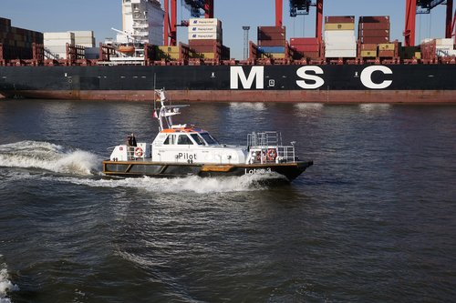 ship  pilot boat  transport system