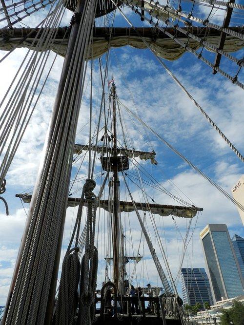 ship  tallship  sailing
