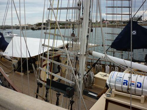 ship harbor port
