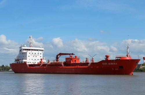 ship tanker sten aurora