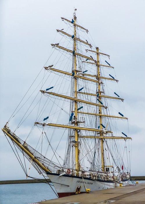 ship  sailer  vessel