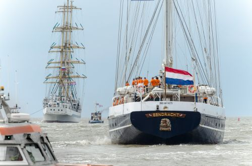 ship harlingen de eendracht