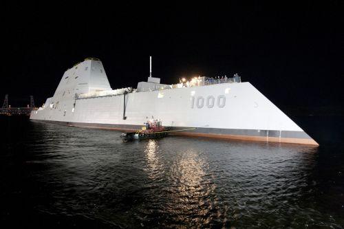 ship navy launch
