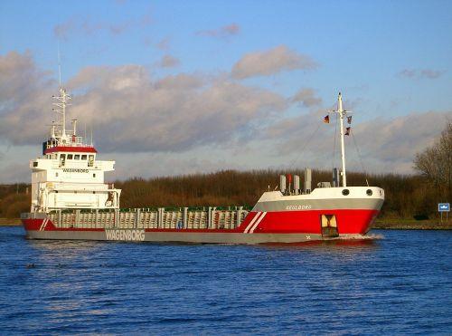 ship tanker channel