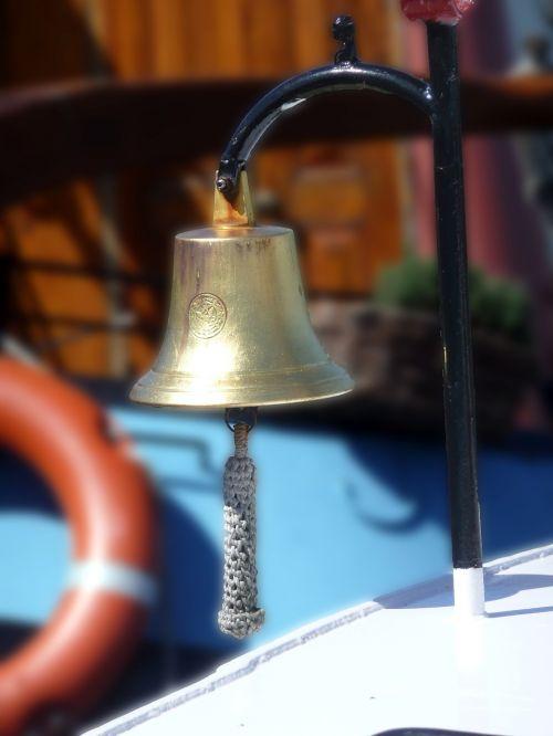 ship ship bell signal