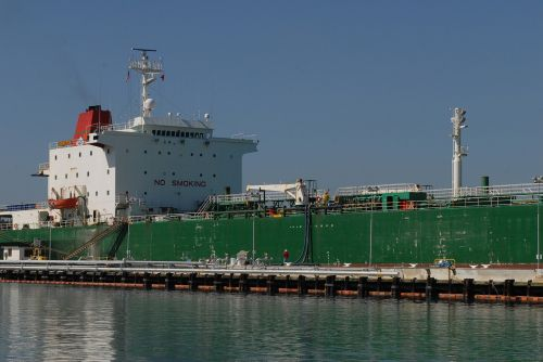 ship tanker oil
