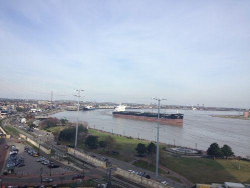 ship shipping transport