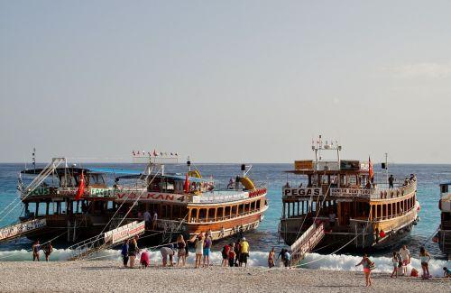 ship trip boat trip