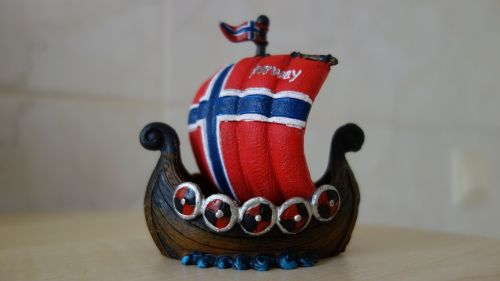 ship norway vikings